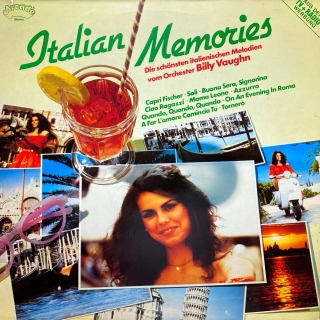 LP Orchester Billy Vaughn - Italian Memories