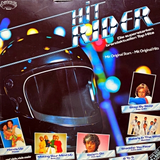 LP Various ‎– Hit Rider