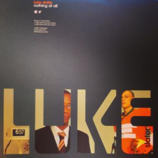 "12"" Luke Slater - Nothing At All"