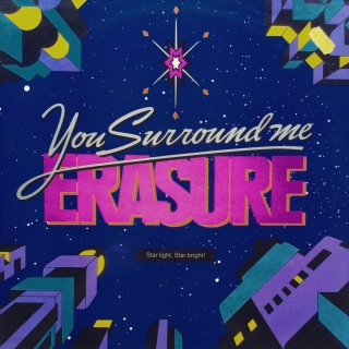 "12"" Erasure - You Surround Me"
