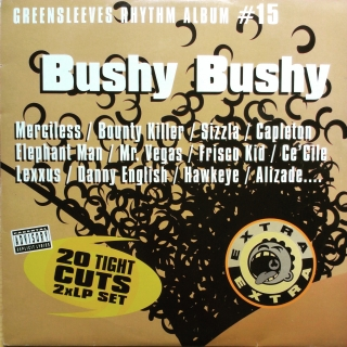 2LP Various ‎– Bushy Bushy