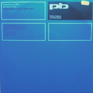 "12"" Various ‎– Phat Beats 186"