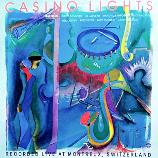 LP Various ‎– Casino Lights
