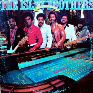 LP The Isley Brothers ‎– The Real Deal