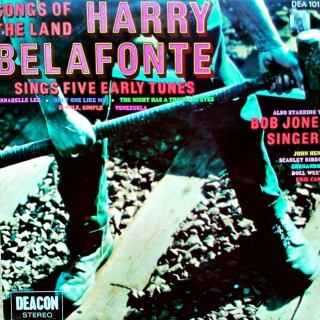 LP Harry Belafonte / The Bob Jones Singers ‎