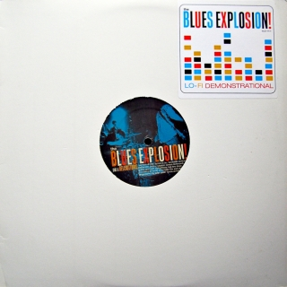 "12"" The Blues Explosion! ‎– Lo-Fi Demonstrational"