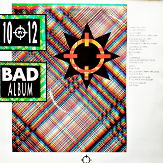 LP Various ‎– 10 By 12 A Bad Album