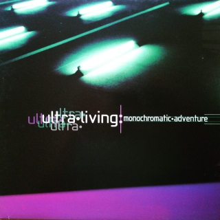 2xLP Ultra Living ‎– Monochromatic Adventure