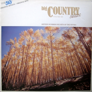 LP Various ‎– Big Country Classics Volume Six