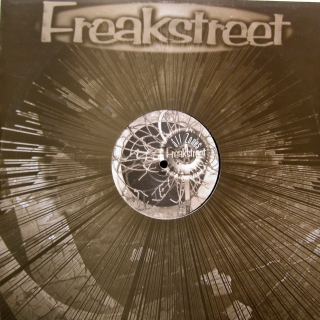 "12"" Various ‎– Freakstreet All Zones"