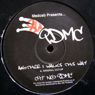 "12"" QDMC ‎– Another 1 Walks This Way"