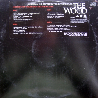 2LP Various ‎– Music From And Inspired By The Motion Picture The Wood