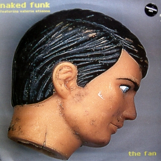 "12"" Naked Funk ‎– The Fan"