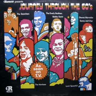 LP Various ‎– Journey Through The 60's