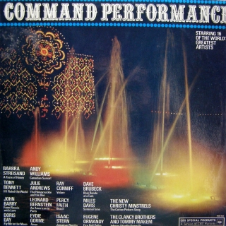 LP Various ‎– Command Performance