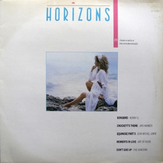 LP Various ‎– Horizons