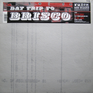 "12"" Various ‎– Day Trip To Brisco EP"