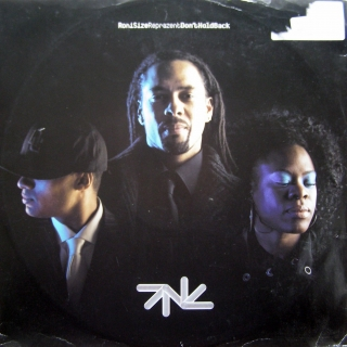 "12"" Roni Size Reprazent ‎– Don't Hold Back"