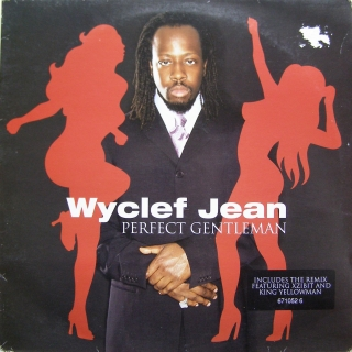 "12"" Wyclef Jean ‎– Perfect Gentleman"