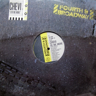 "12"" Chevi ‎– Give Me More"