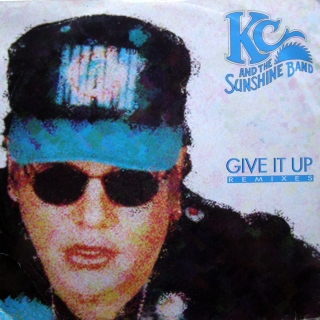 "12"" KC & The Sunshine Band ‎– Give It Up (Remixes)"