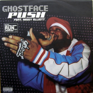 "12"" Ghgostface feat. Missy Elliott - Push"