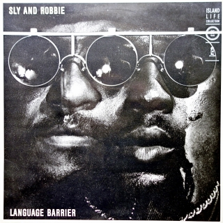 LP Sly & Robbie ‎– Language Barrier
