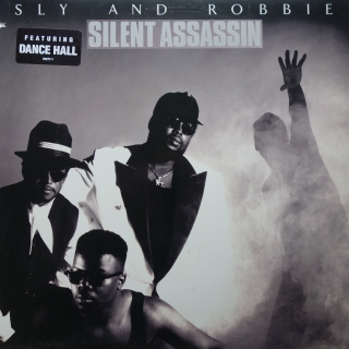 LP Sly & Robbie ‎– Silent Assassin