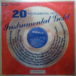 LP Various ‎– Instrumental Gold
