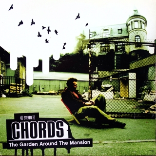 2xLP Chords ‎– The Garden Around The Mansion