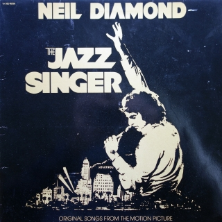LP Neil Diamond ‎– The Jazz Singer (Original Songs From The Motion Picture)