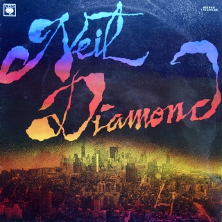 LP Neil Diamond ‎– Neil Diamond