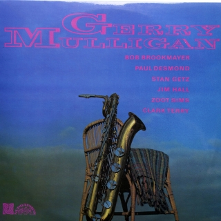 LP Gerry Mulligan ‎– Felicitas