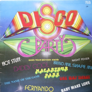 LP Various ‎– Disco Party