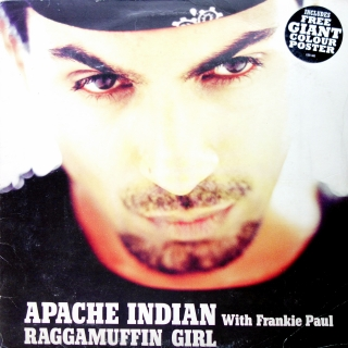 "12"" Apache Indian & Frankie Paul - Raggamuffin Girl"