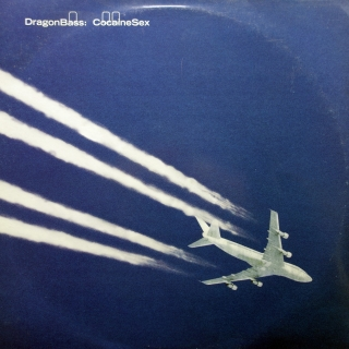 "12"" DragonBass ‎– Cocaine Sex"
