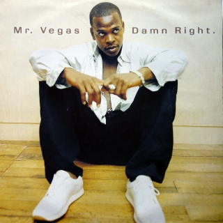 LP Mr. Vegas ‎– Damn Right