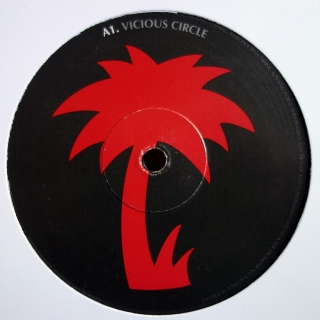 "12"" Alex Reece ‎– Vicious Circle"