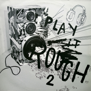 "2x12"" Various ‎– Play It Rough 2"