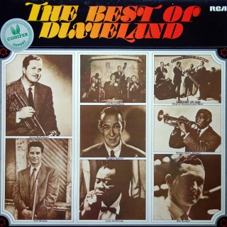 LP Various ‎– The Best Of Dixieland