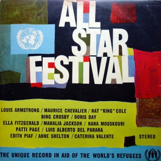 LP Various ‎– All-Star Festival