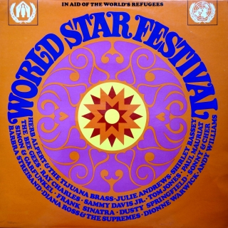 LP Various - World Star Festival