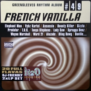 2LP Various ‎– French Vanilla