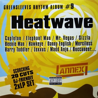 2xLP Various ‎– Heatwave