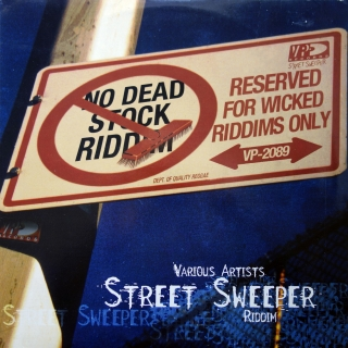 LP Various ‎– Street Sweeper Riddim
