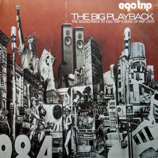 "2x12"" Various ‎– Egotrip's The Big Playback"