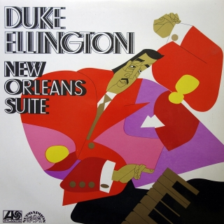 LP Duke Ellington ‎– New Orleans Suite