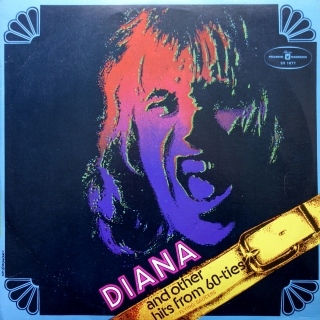 LP Flying Saucers ‎– Diana And Other Hits From 60-ties