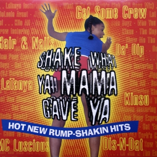 LP Shake What Ya Mama Gave Ya - Hot New Rump-Shakin Hits