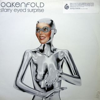 "2x12"" Oakenfold ‎– Starry Eyed Surprise"